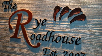 Photo of Cajun / Creole Restaurant The Rye Roadhouse at 12 High St, Rye, NY 10580, United States