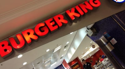Photo of Fast Food Restaurant Burger King at Shopping West Plaza, São Paulo 05003-900, Brazil
