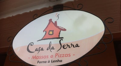 Photo of Italian Restaurant Casa da Serra Massas e Pizzas at R. Osvaldo Aranha, 416, Canela 95680-000, Brazil