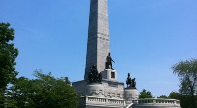 Photo of Monument / Landmark Lincoln Tomb State Historic Site at 1500 Monument Ave, Springfield, IL 62702, United States