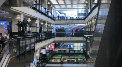 Photo of Mall Le Centre Eaton de Montreal at 705 Rue Sainte-catherine Ouest, Montréal, Qc H3B 4G5, Canada