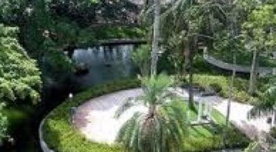 Photo of Park Parque Moscoso at Av. Cleto Nunes, Vitória, Brazil