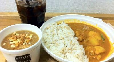 Photo of Soup Place Soup Stock Tokyo Dila西船橋店 at 西船4-27-7, 船橋市 273-0031, Japan