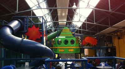 Photo of Playground De Toverplaneet at Legeweg 84, Sint-Andries 8200, Belgium