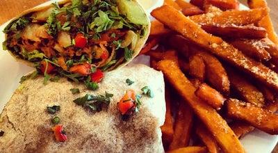 Photo of Vegetarian / Vegan Restaurant Veggie Grill at 2025 Wilshire Blvd, Santa Monica, CA 90403, United States