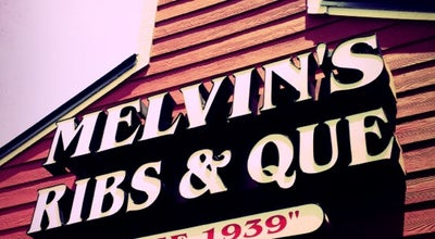 Photo of BBQ Joint Melvin's Legendary Bar-B-Q at 925 Houston Northcutt Blvd, Mount Pleasant, SC 29464, United States