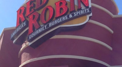 Photo of Burger Joint Red Robin Gourmet Burgers at 40820 Winchester Rd, Temecula, CA 92591, United States