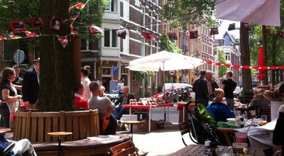 Photo of Cafe Toussaint at Bosboom Toussaintstraat 26, Amsterdam 1054 AS, Netherlands