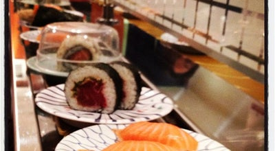 Photo of Sushi Restaurant Kulu Kulu Sushi at 51-53 Shelton St, London WC2H 9JU, United Kingdom