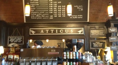 Photo of Coffee Shop Atticus Coffee & Gifts at 222 N Howard St, Spokane, WA 99201, United States