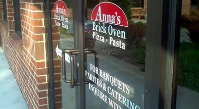 Photo of Pizza Place Anna's Brick Oven Pizza & Pasta at 2021 Richmond Rd, Williamsburg, VA 23185, United States