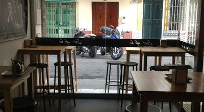 Photo of Tapas Restaurant Sur Café Bar at Carlos Cañal, 5, Sevilla 41001, Spain