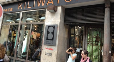 Photo of Boutique Espace Kiliwatch at 64 Rue Tiquetonne, Paris 75002, France