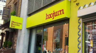 Photo of Mexican Restaurant Boojum at 19-27 Chichester St, Belfast, City of Belfast BT1 4JB, United Kingdom