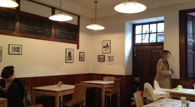 Photo of Cafe Urban Angel at 121 Hanover St, Edinburgh EH2 1DJ, United Kingdom