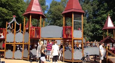 Photo of Playground Frognerborgen lekeplass at Norway