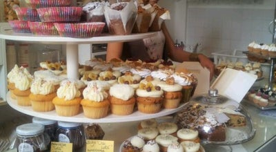 Photo of Cupcake Shop MoMade Cupcakes at Reynderstraat 37, Antwerpen 2000, Belgium