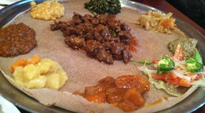 Photo of Ethiopian Restaurant Etete Ethiopian Cuisine at 1942 9th St Nw, Washington, DC 20001, United States