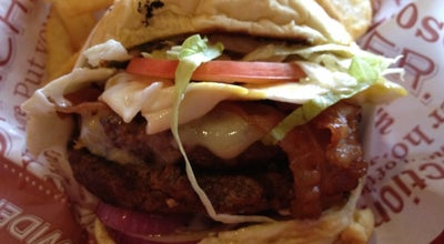 Photo of Burger Joint Red Robin Gourmet Burgers at 2039 Boston Rd, Wilbraham, MA 01095, United States