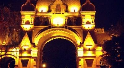 Photo of Monument / Landmark Триумфальная арка at Ул. Красная, Краснодар, Russia