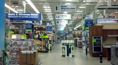Photo of Hardware Store Lowe's Home Improvement at 250 W Ireland Rd, South Bend, IN 46614, United States