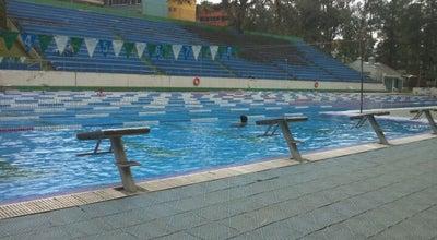 Photo of Pool Alberca UV at Cto. Universitario Gonzalo Aguirre Beltrán, Xalapa, Mexico