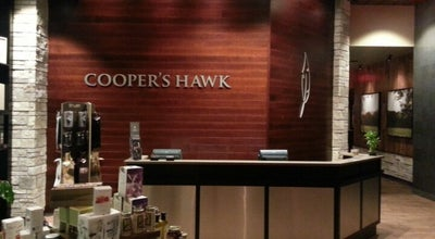 Photo of Winery Cooper's Hawk Winery & Restaurant at 2120 Southlake Mall, Merrillville, IN 46410, United States