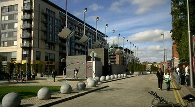 Photo of Plaza Smithfield Square at Margadh Na Feirme, Dublin 7, Ireland