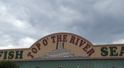 Photo of Seafood Restaurant Top O' The River at 1606 Rainbow Dr, Gadsden, AL 35901, United States