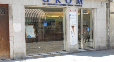 Photo of Ice Cream Shop Grom at Strada Nova, Venezia 30121, Italy