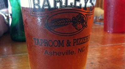 Photo of Bar Barley's Taproom & Pizzeria at 42 Biltmore Ave, Asheville, NC 28801, United States