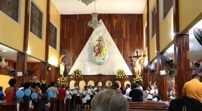 Photo of Church Iglesia La Providencia at Av. Paez Urquidi, Ciudad del Carmen, Mexico