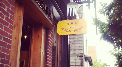 Photo of Restaurant The Good Fork at 391 Van Brunt St, Brooklyn, NY 11231, United States