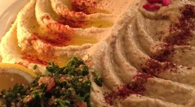 Photo of Middle Eastern Restaurant Nuba at 207 W Hastings St, Vancouver, Br V6B 2N4, Canada