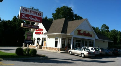 Photo of Coffee Shop Tim Hortons / Cold Stone Creamery at 594 Broadway, Bangor, ME 04401, United States