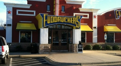 Photo of Burger Joint Fuddruckers at 6100 Wade Hampton Blvd, Taylors, SC 29687, United States