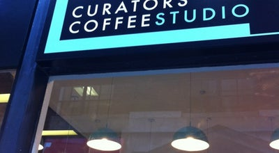 Photo of Coffee Shop Curators Coffee Studio at 9a Cullum St, City of London EC3M 7JJ, United Kingdom