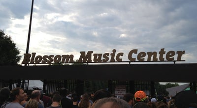 Photo of Music Venue Blossom Music Center at 1145 W Steels Corners Rd, Cuyahoga Falls, OH 44223, United States