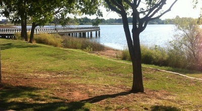 Photo of Lake Boomer Lake Park at Lakeview Rd, Stillwater, OK 74075, United States