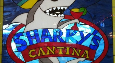 Photo of Mexican Restaurant Sharky's Cantina at 266 Upper Main St, Edgartown, MA 02539, United States