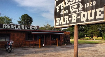 Photo of BBQ Joint Fresh Air Barbeque at 5170 Atlanta Hwy, Bogart, GA 30622, United States