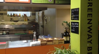Photo of Vegetarian / Vegan Restaurant Greenway at Parijsstraat 12, Leuven 3000, Belgium