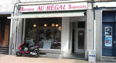 Photo of Bakery Au Regal at Avenue De La Gare, Arlon, Belgium