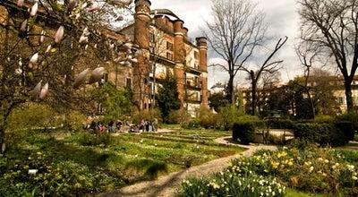 Photo of Garden Orto Botanico di Brera at Via Privata Fratelli Gabba, 10, Milano, Italy