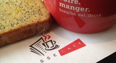 Photo of Coffee Shop Presse Café at 9380, Boul Leduc, Brossard, QC J4Y 0B3, Canada