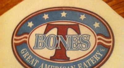 Photo of American Restaurant T-Bones Great American Eatery at 311 S Broadway, Salem, NH 03079, United States