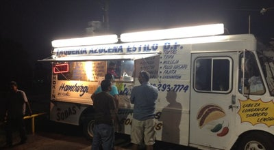 Photo of Food Truck Taqueria Azucena at 2102 Allen Genoa Rd, Houston, TX 77017, United States