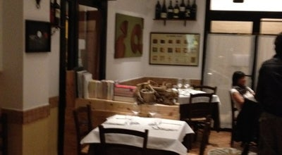 Photo of Mediterranean Restaurant Trattoria Bertozzi at Via A. Costa 84, Bologna 40137, Italy