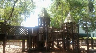 Photo of Playground Magic Forest Playground at 440 N Nova Rd, Ormond Beach, FL 32174, United States