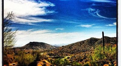 Photo of Golf Course Desert Mountain Club at 10550 E Desert Hills Dr, Scottsdale, AZ 85262, United States